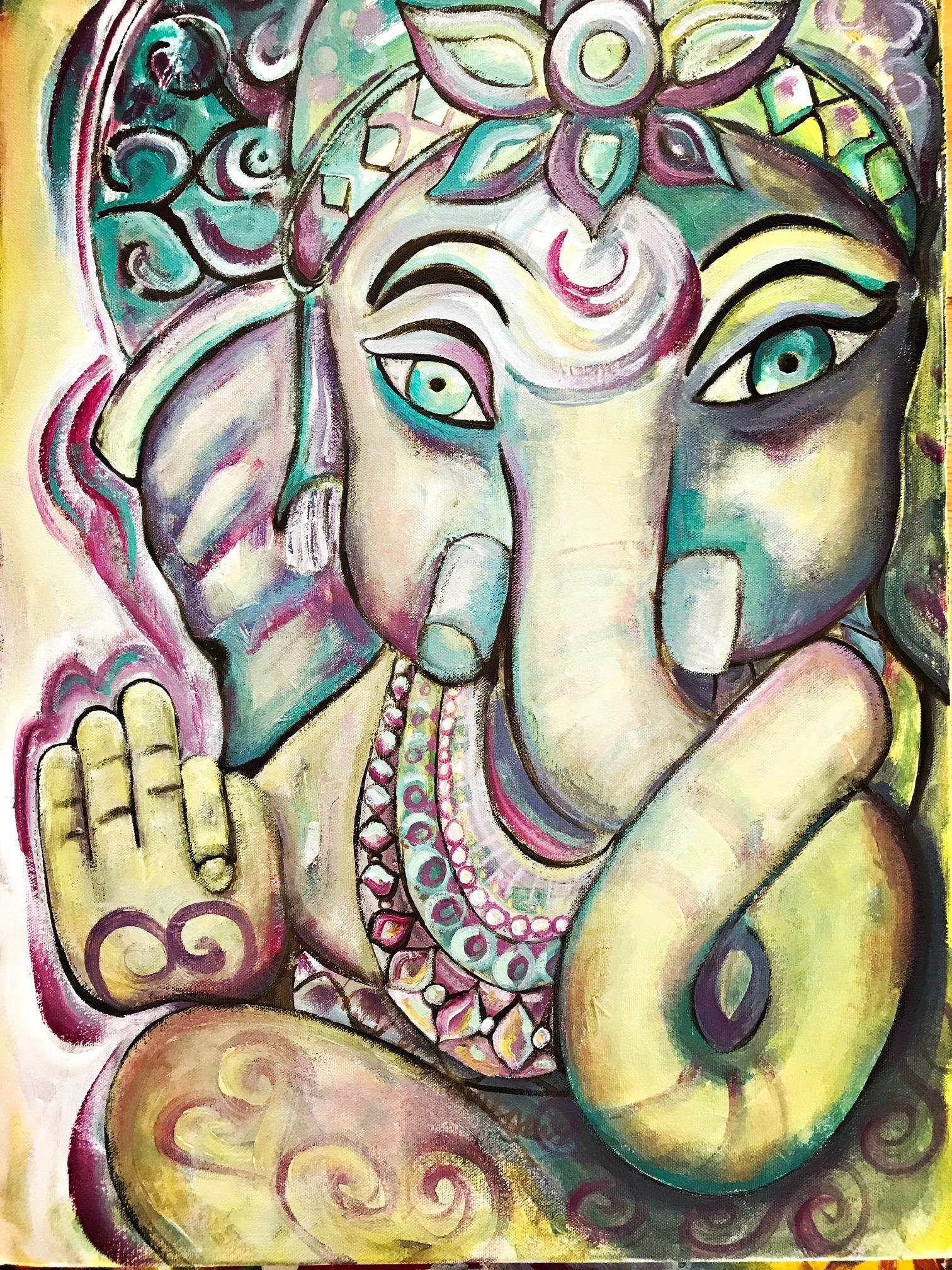 Ganesha Whitney Freya