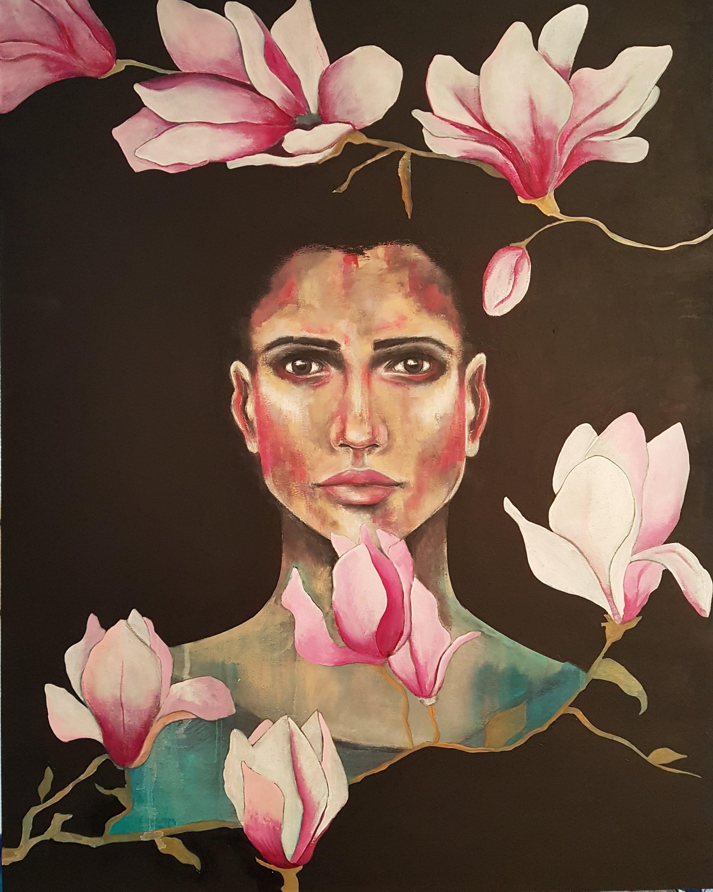 Muriel Stegers Dutch artist