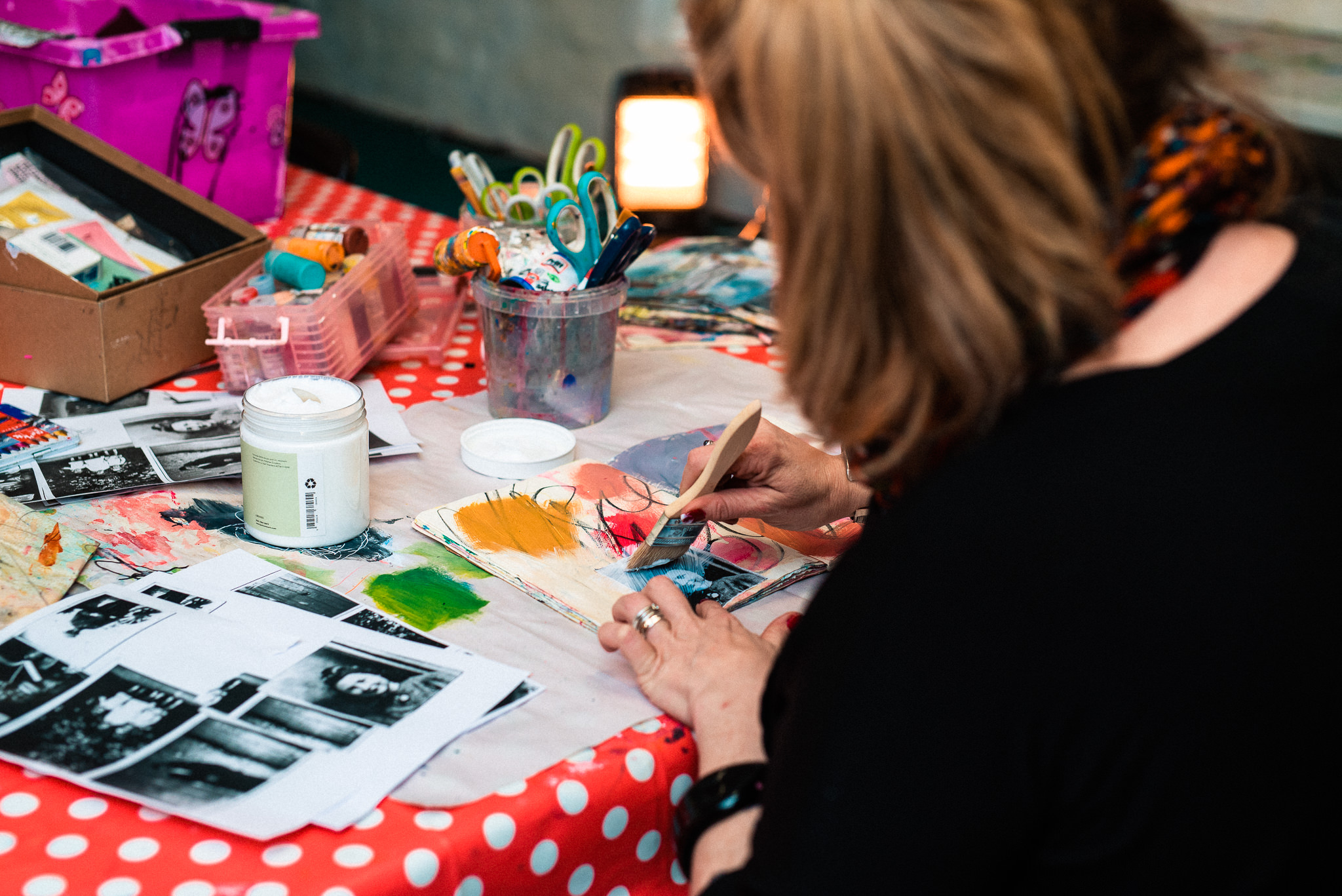 Amanda Grace Creative Recovery