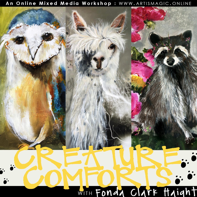 Creature Comforts with Fonda Clark Haight