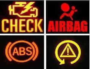 """Check Engine, ABS, Airbag Light -  Modern vehicles come with OBDII technology that self diagnoses your vehicle and puts out fault codes that are present in the vehicle. Our latest equipment can be used to scan these codes and diagnose what is wrong with the vehicle.If your """"check engine"""", """"service engine soon"""", """"ABS"""" or """"Airbag""""light is on the dash, drop by or  book  an appointment so that our experienced team can help you scan, diagnose and repair your vehicle at an affordable price before it becomes an expensive overhaul."""