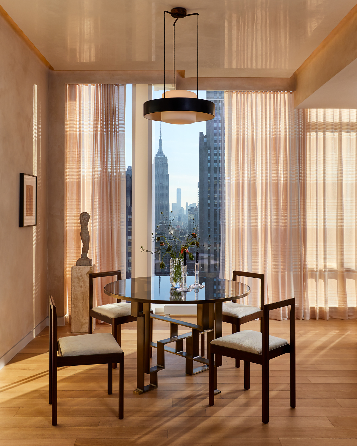 BACCARAT PENTHOUSE, NYC