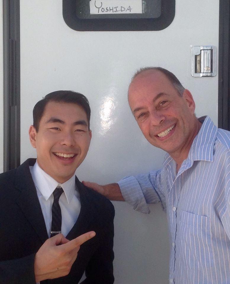 Lee Shorten and Tony