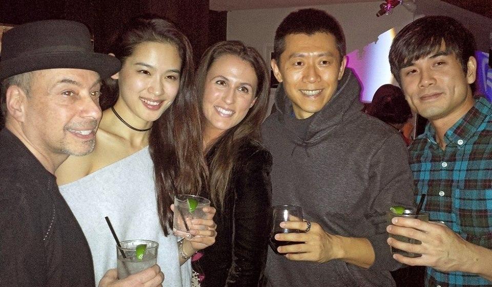 Tony, JingJing Qu, Cassandra, Yu Xia, and Philip Ng