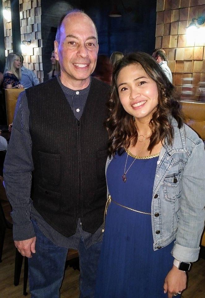 Tony and Zina Lee