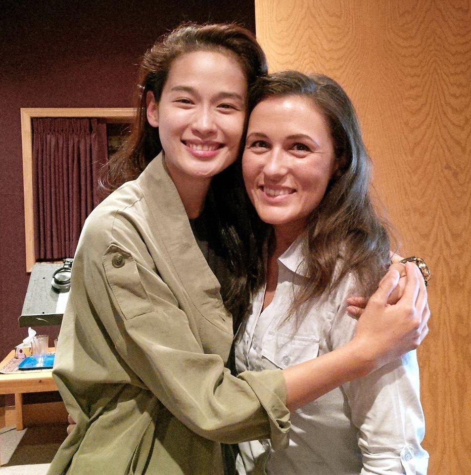 JingJing Qu and Cassandra