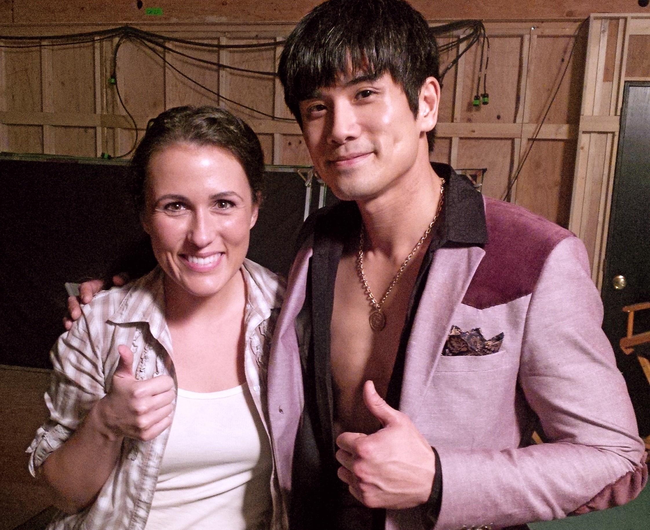 Cassandra and Philip Ng