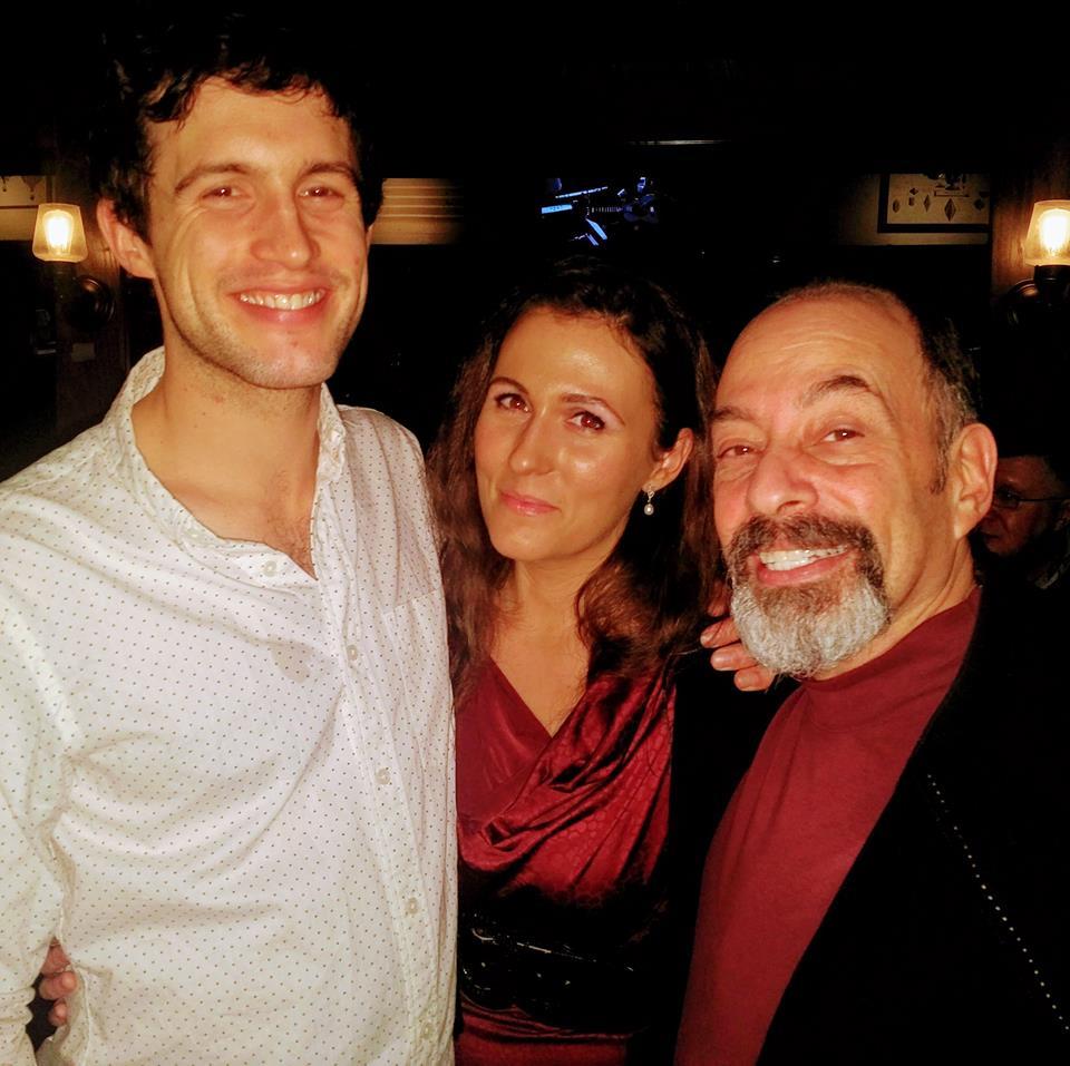 Rob Heaps, Cassandra, and Tony
