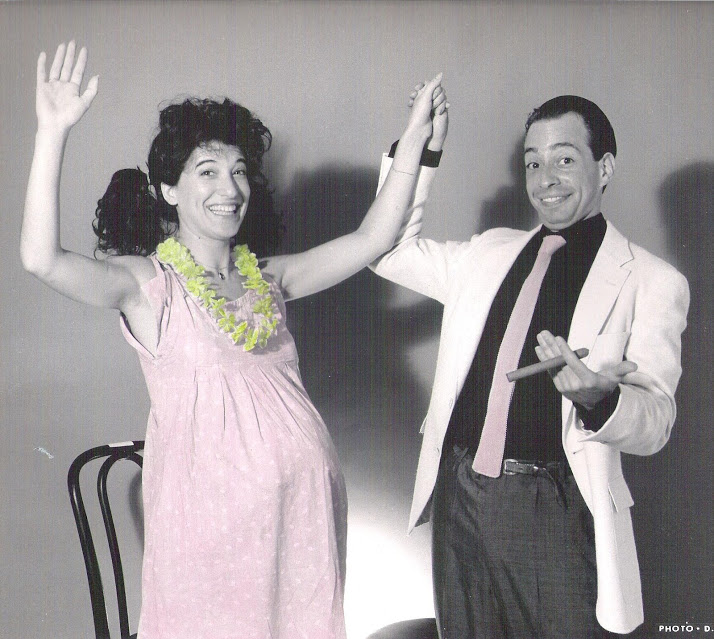In 1988 I wrote a comedy revue, Double Exposure that co-starred Francesca Rollins, who I sought out after seeing her in Stags and Hens in Chicago.  She was a great find and a wonderful friend.