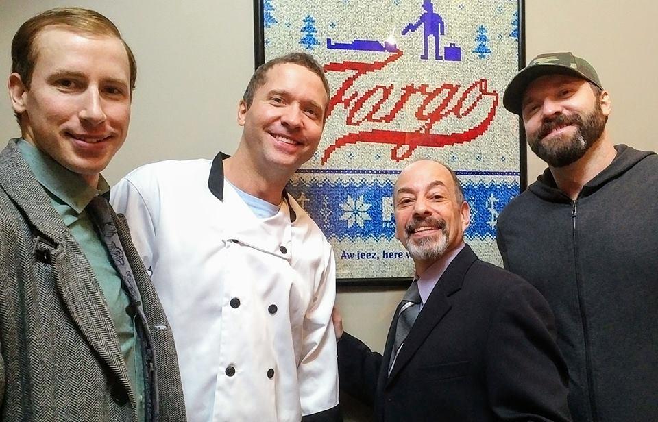 Andrew Neil McKenzie, Todd & Brad Mann, and Tony