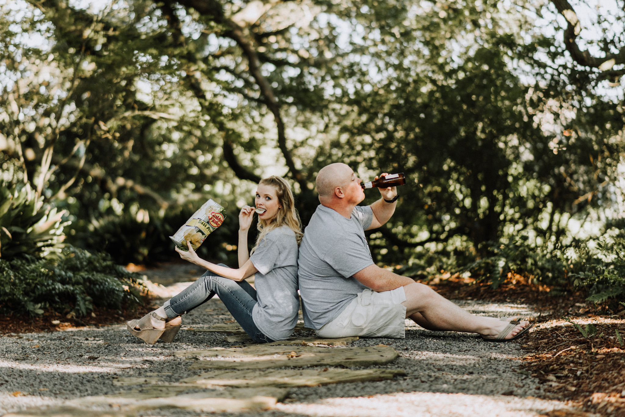 Fourth of July Baby Announcement Mini Session in Baton Rouge, Louisiana by Magnolia and Grace Photography located in Denham Springs.