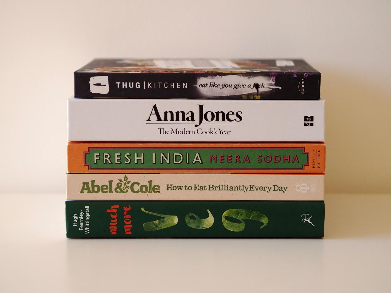 veg-centric cookbooks