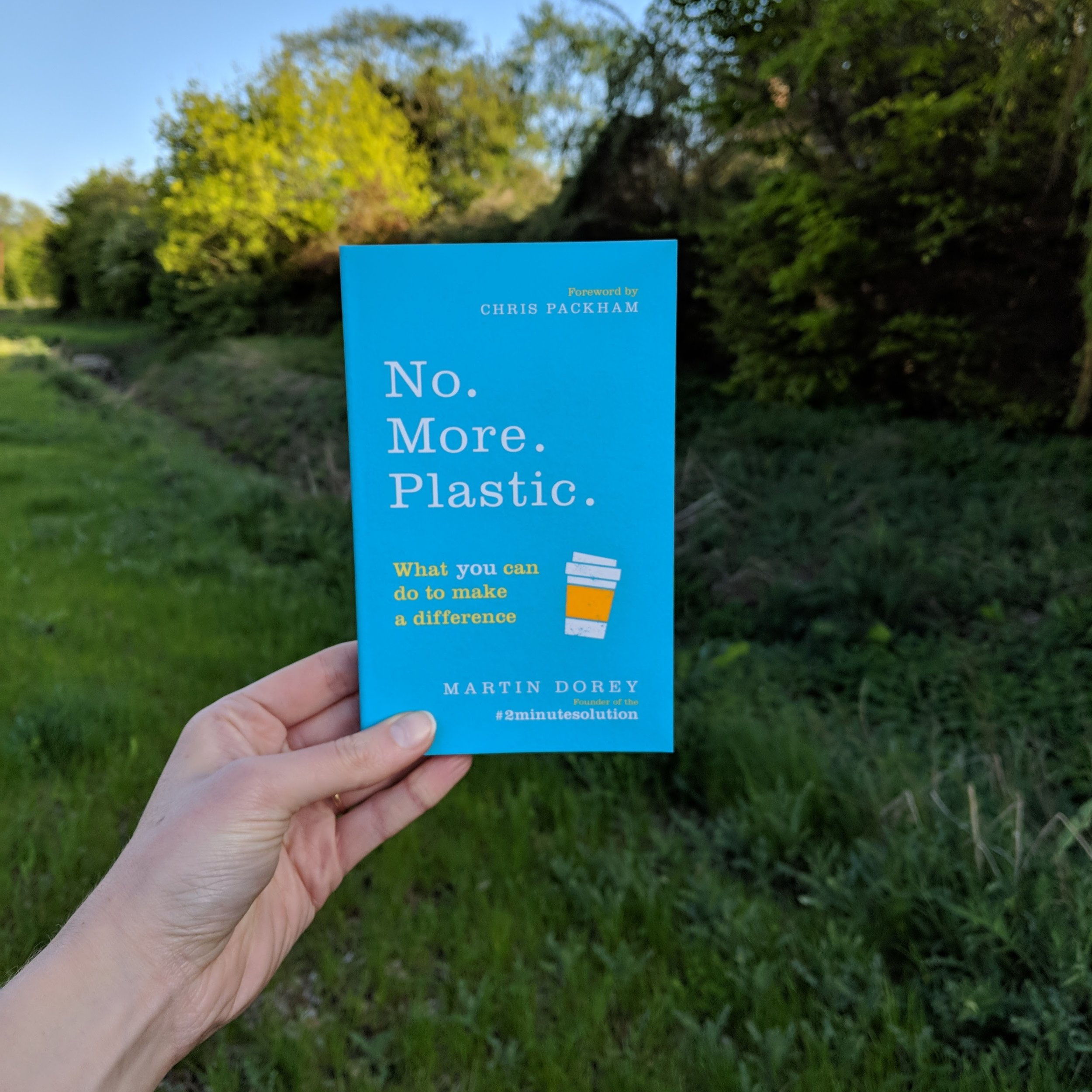 No. More. Plastic. Marketing Campaign