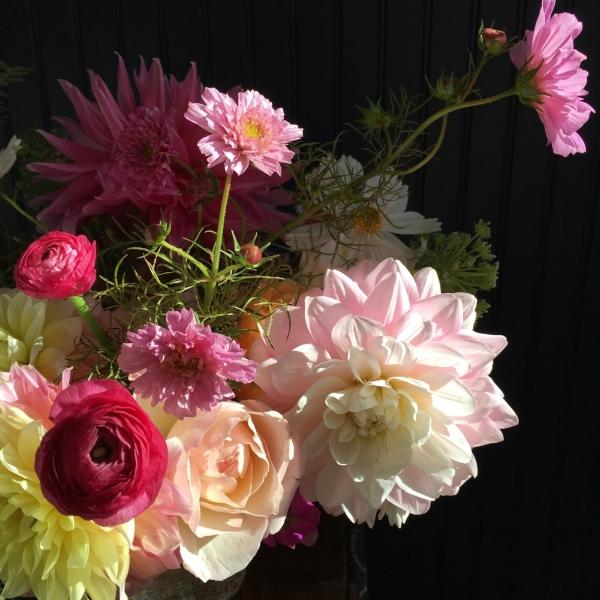 flower decor Hedgerow