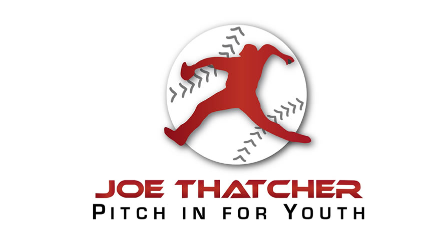 Joe Thatcher Pitch In for Youth Logo