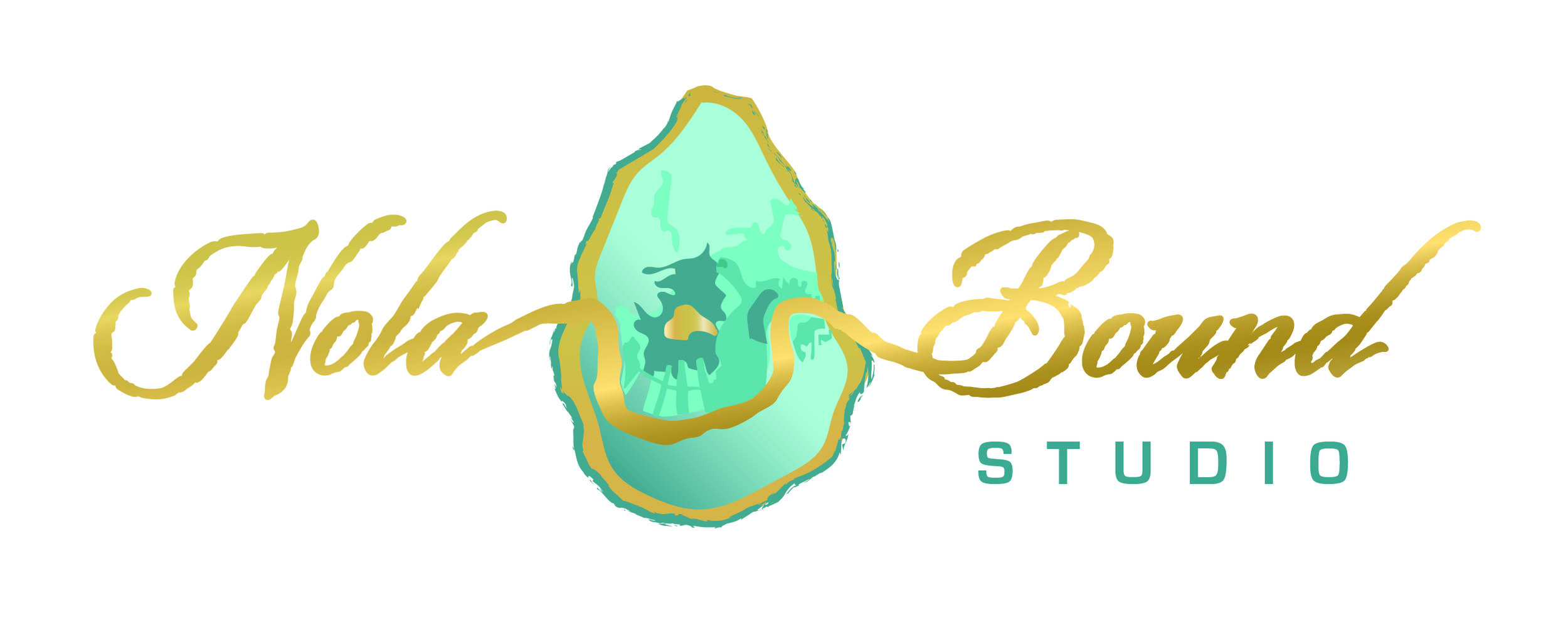 Nola Bound Studio Logo Design