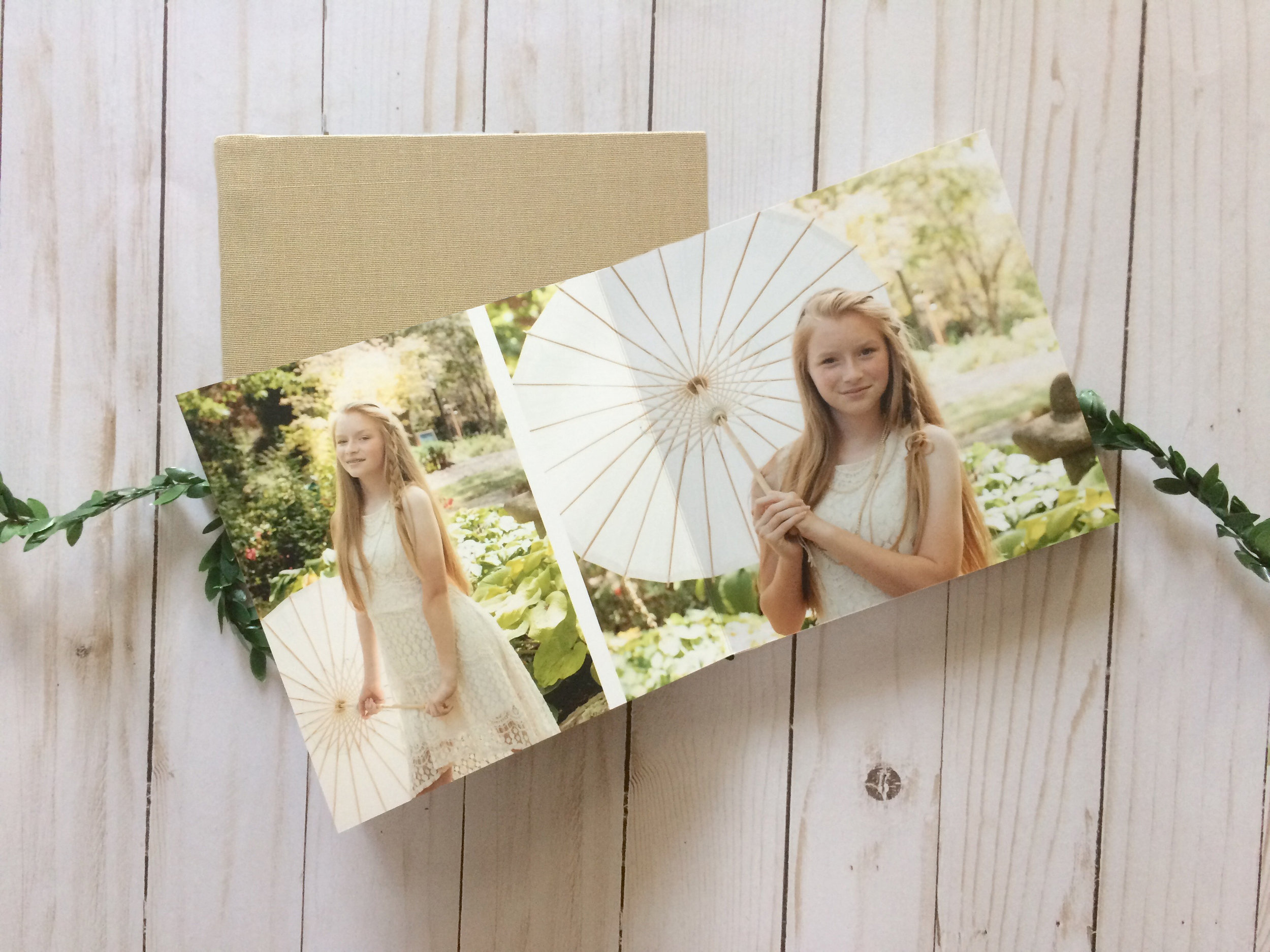 ALBUMS Custom designed albums are perfect gifts for family and special events!