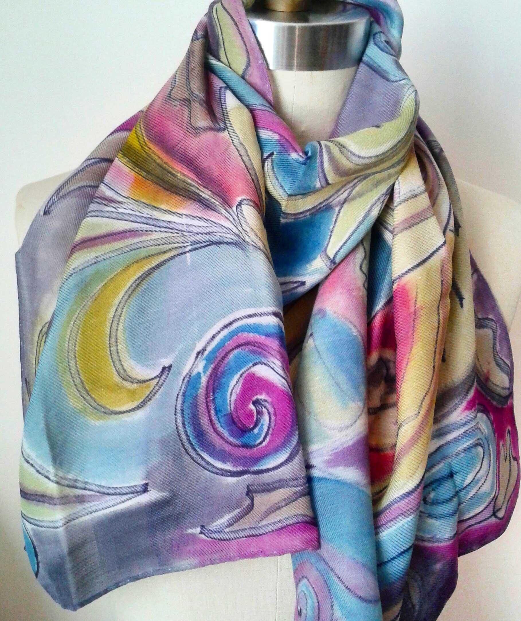 Pastel Fantasy (draped)