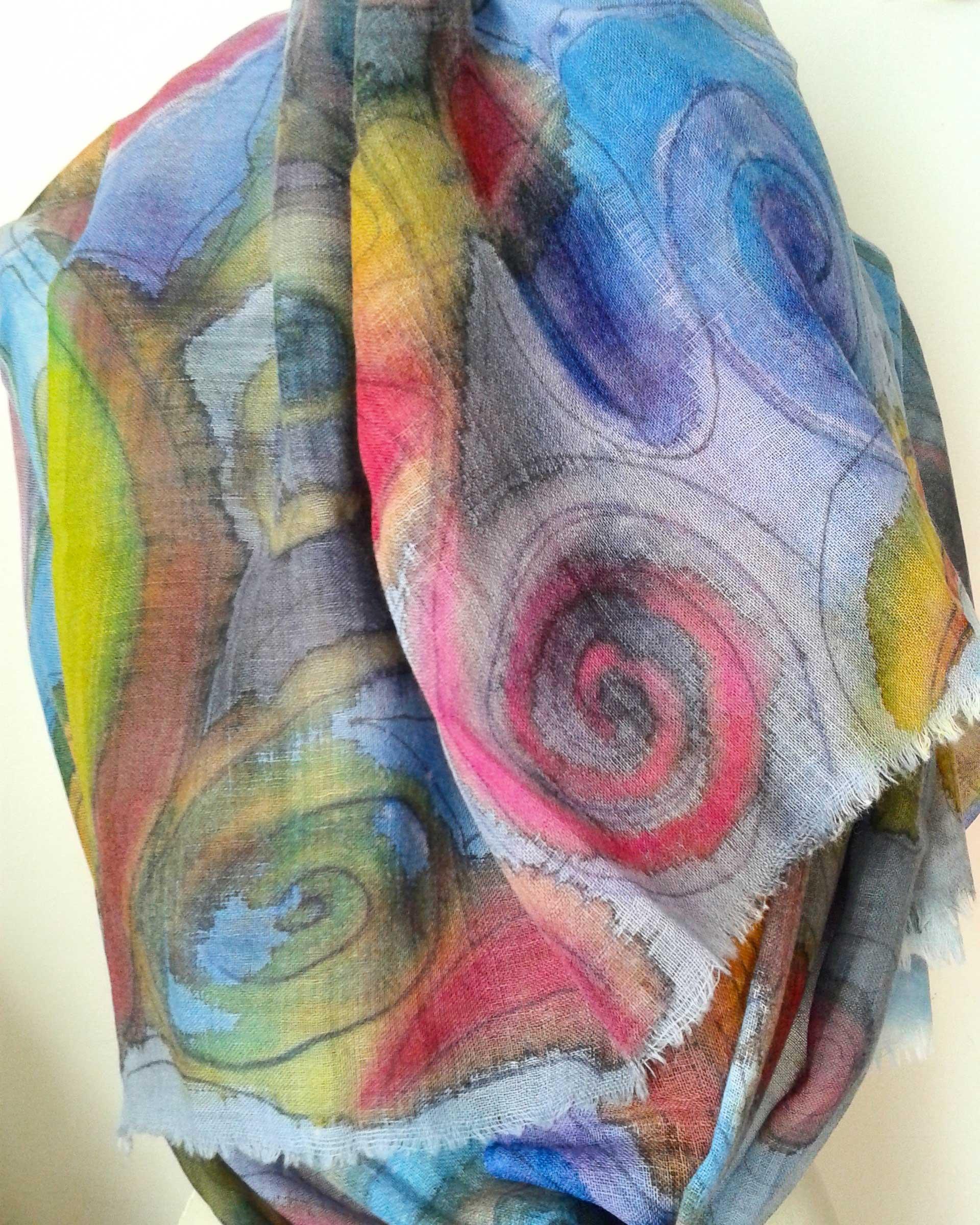 Swirls (draped)