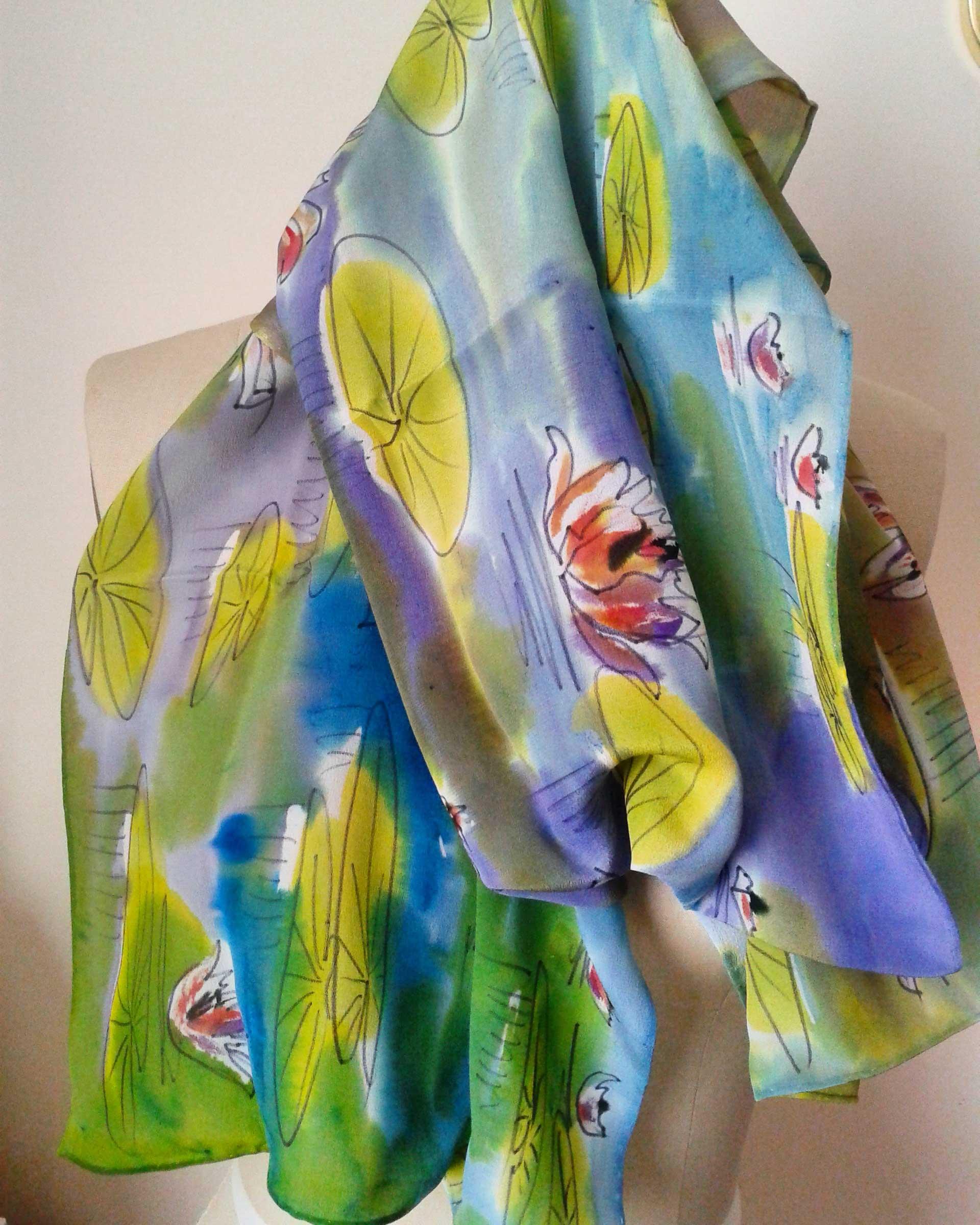 Waterlilies (draped)