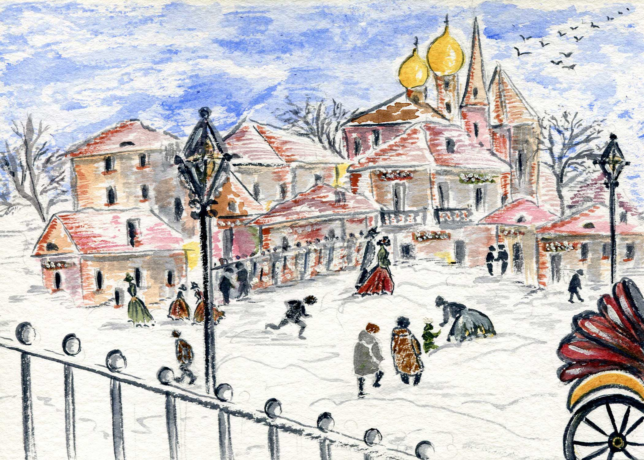 19th Century Moscow