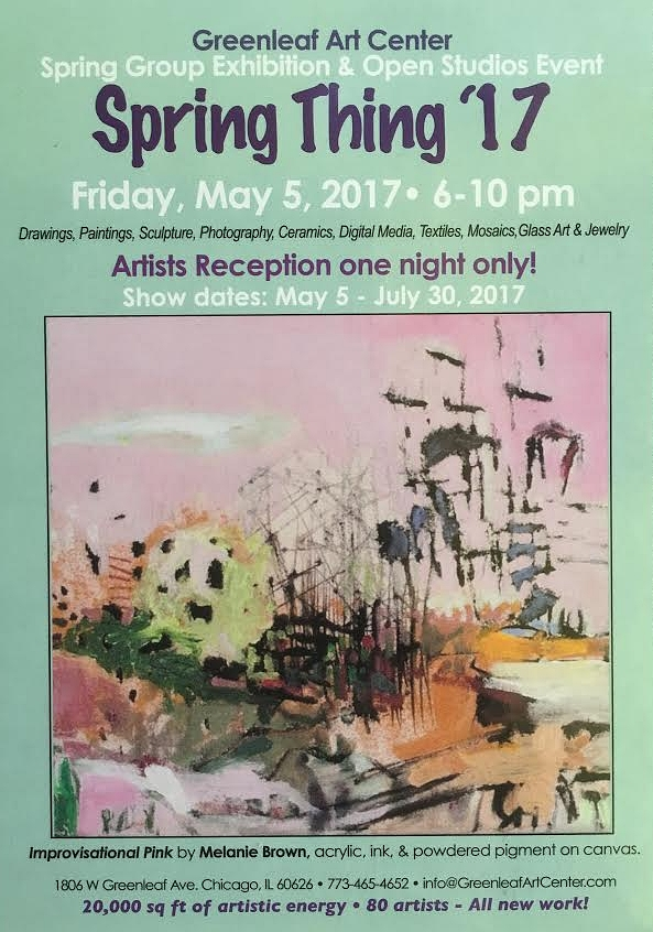 Greenleaf Spring Thing