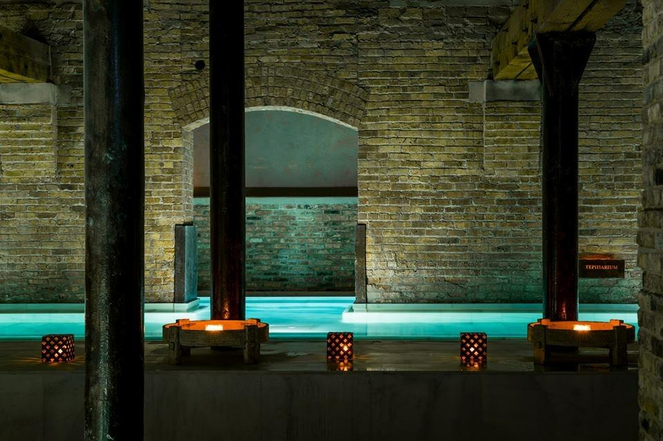 Image : Aire Ancient Baths,  www.BeAire.com