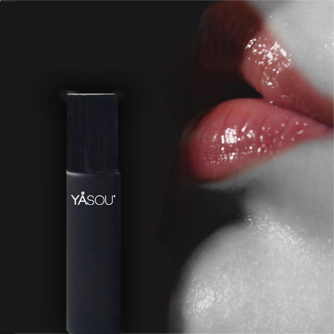 Vegan Lip Elixir from YASOU - My favorite product!  Great for chapped lips, diminishing fine lines and devlivering outstanding moisturizer (with the best, high-quality ingredients around!)