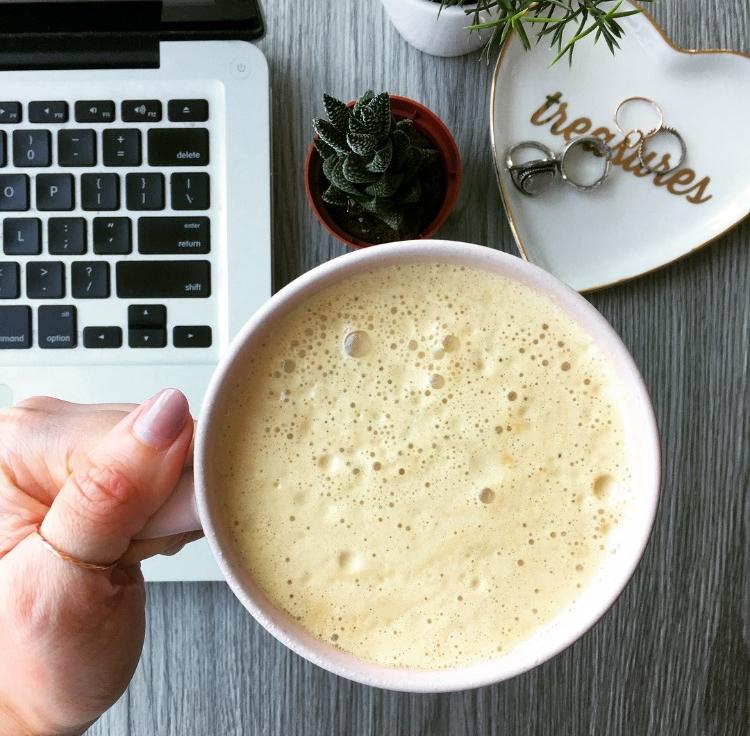 Maple Keto Coffee