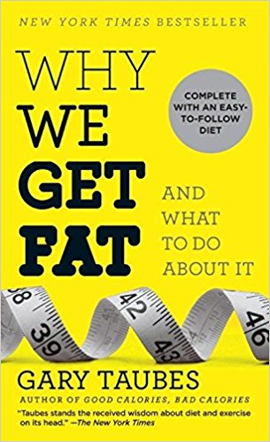 """Taubes reveals the bad nutritional science of the last century—none more damaging or misguided than the """"calories-in, calories-out"""" model of why we get fat—and the good science that has been ignored. He also answers the most persistent questions: Why are some people thin and others fat? What roles do exercise and genetics play in our weight? What foods should we eat, and what foods should we avoid?"""
