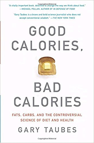 """For decades we have been taught that fat is bad for us, carbohydrates better, and that the key to a healthy weight is eating less and exercising more. Yet despite this advice, we have seen unprecedented epidemics of obesity and diabetes. Taubes argues that the problem lies in refined carbohydrates, like white flour, easily digested starches, and sugars, and that the key to good health is the kind of calories we take in, not the number. Called """"a very important book,"""" by Andrew Weil and …"""" destined to change the way we think about food,"""" by Michael Pollan, this groundbreaking book by award-winning science writer Gary Taubes shows us that almost everything we believe about the nature of a healthy diet is wrong."""