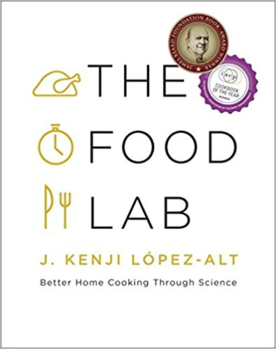In  The Food Lab , Kenji focuses on the science behind beloved American dishes, delving into the interactions between heat, energy, and molecules that create great food. Kenji shows that often, conventional methods don't work that well, and home cooks can achieve far better results using new―but simple―techniques.