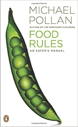 """It's an easy-to-use guide that draws from a variety of traditions, suggesting how different cultures through the ages have arrived at the same enduring wisdom about food. Whether at the supermarket or an all-you-can-eat buffet, this is the perfect guide for anyone who ever wondered, """"What should I eat?"""""""