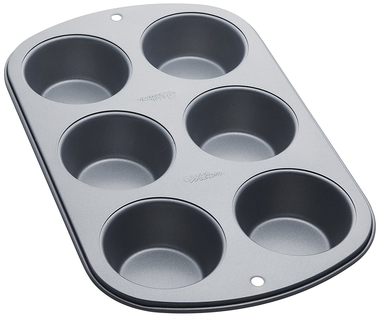 6 Cup Regular Muffin Tin