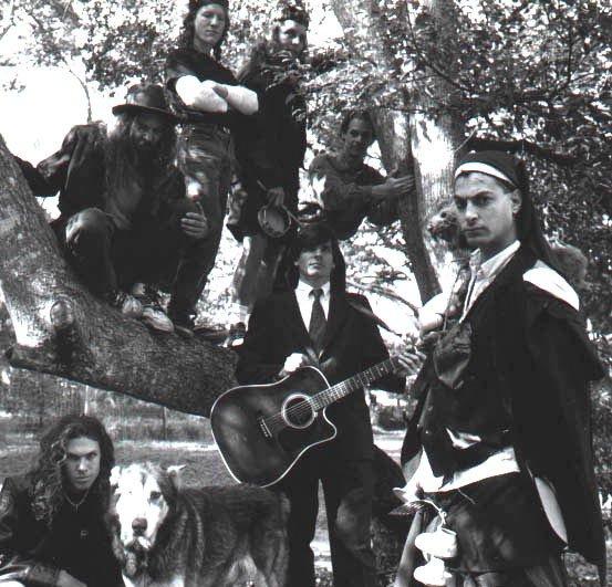 Steven Schub and The Fenwicks. Photo by Bennett Miller.