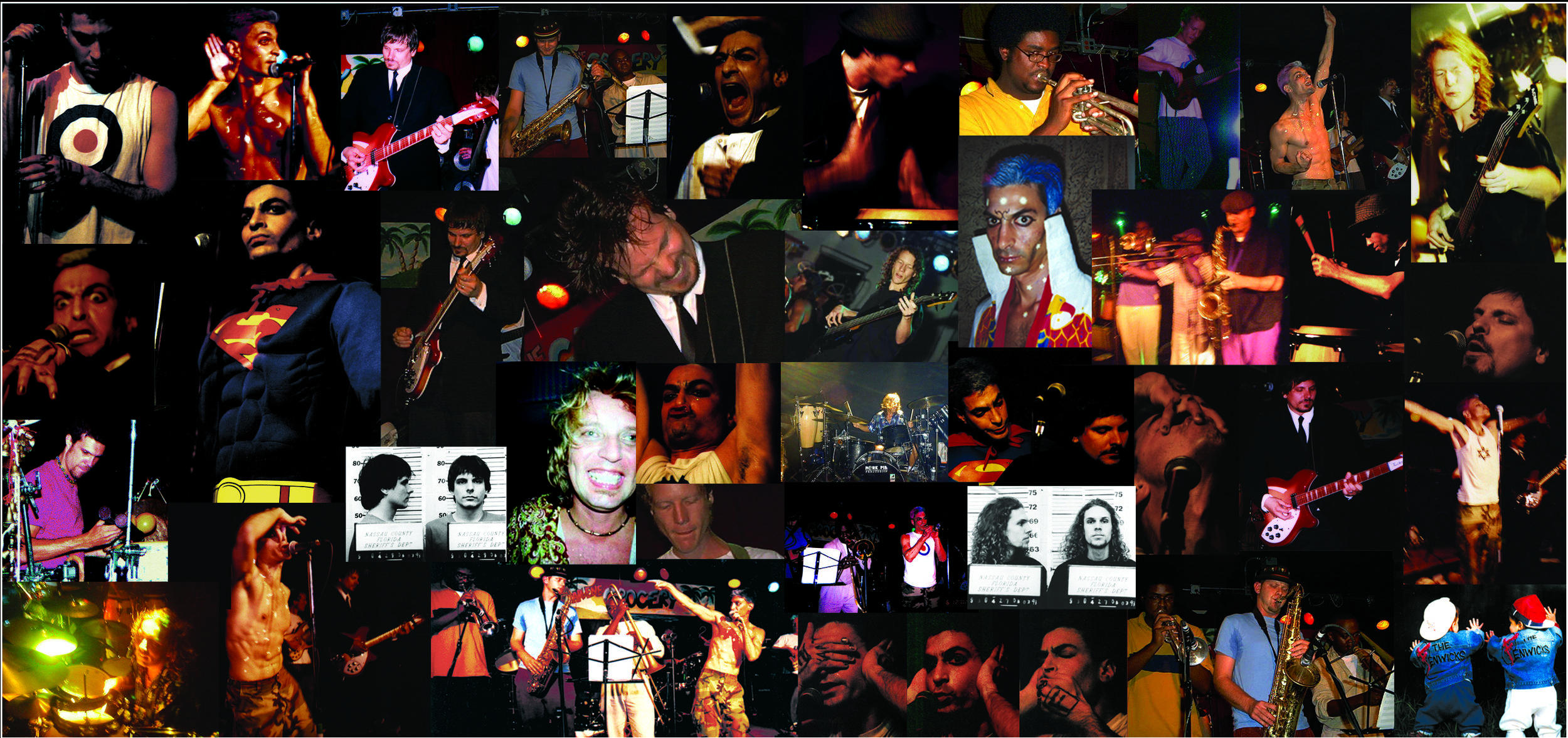"""The Fenwicks """"Truth & Memory: Live and Unleashed at Arlene Grocery, NYC""""."""