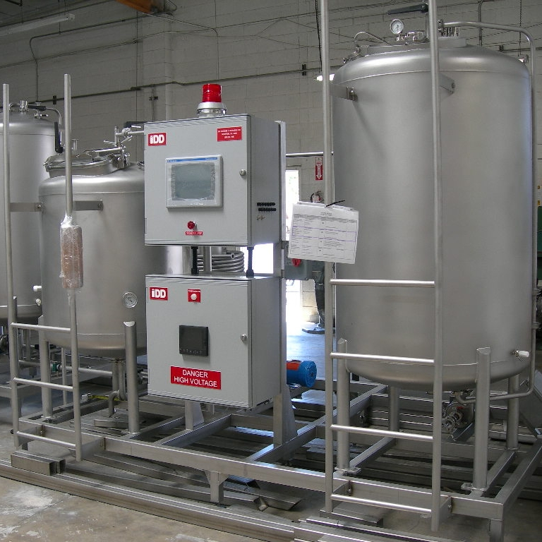 FP2 - Up to 30 hL/hrThe FP2 is our mainstay for moderate-sized craft beverage producers and one of our most popular flash pasteurizer models.