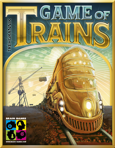 Game of Trains Box