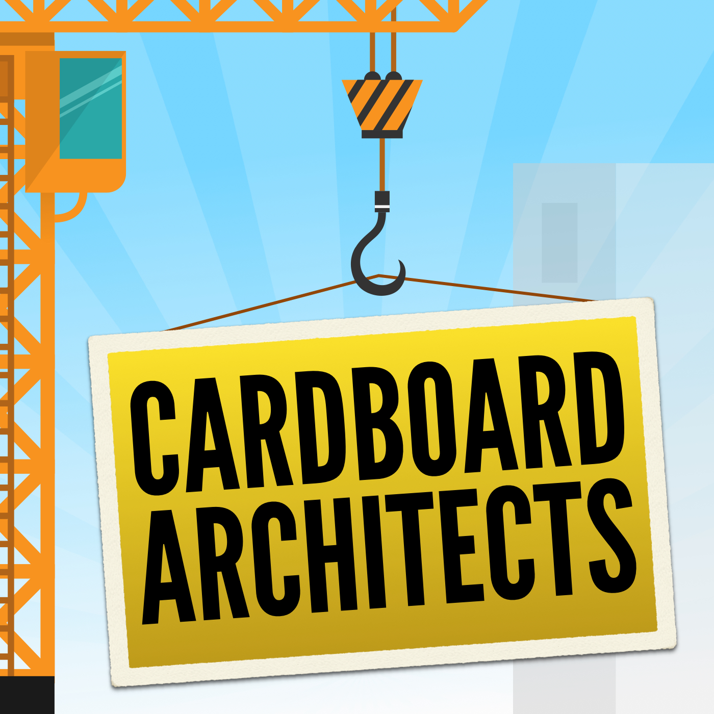 Cardboard Architects - PodcastRating: PG