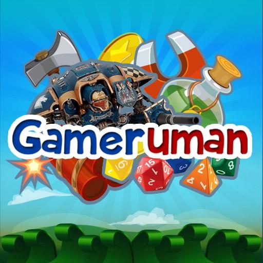 Gameruman - WrittenRating: PG