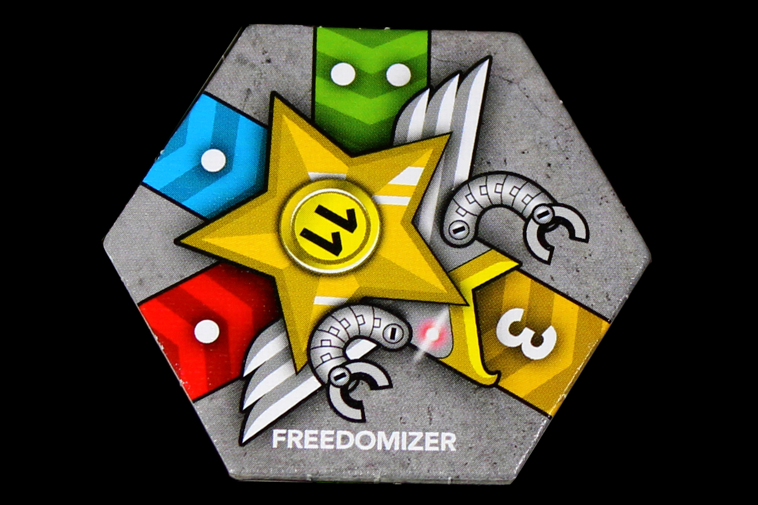 Of course I would pick the Freedomizer.