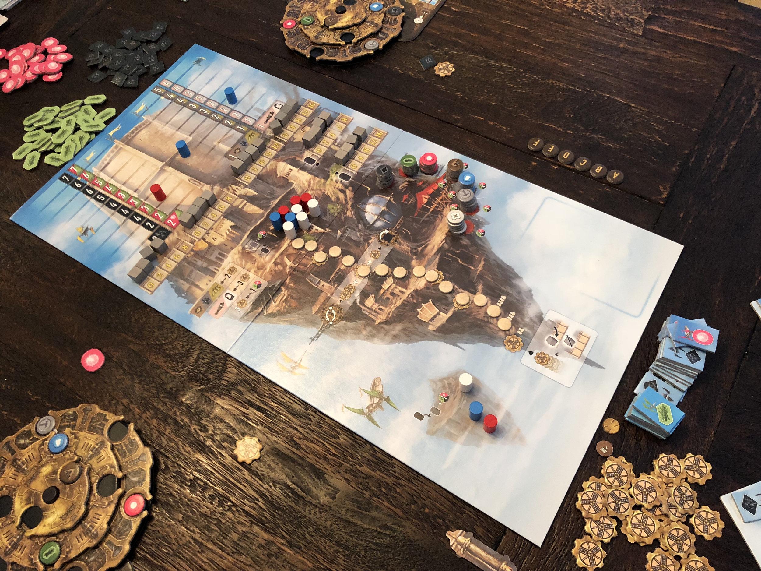 Download Noria Board Game JPG