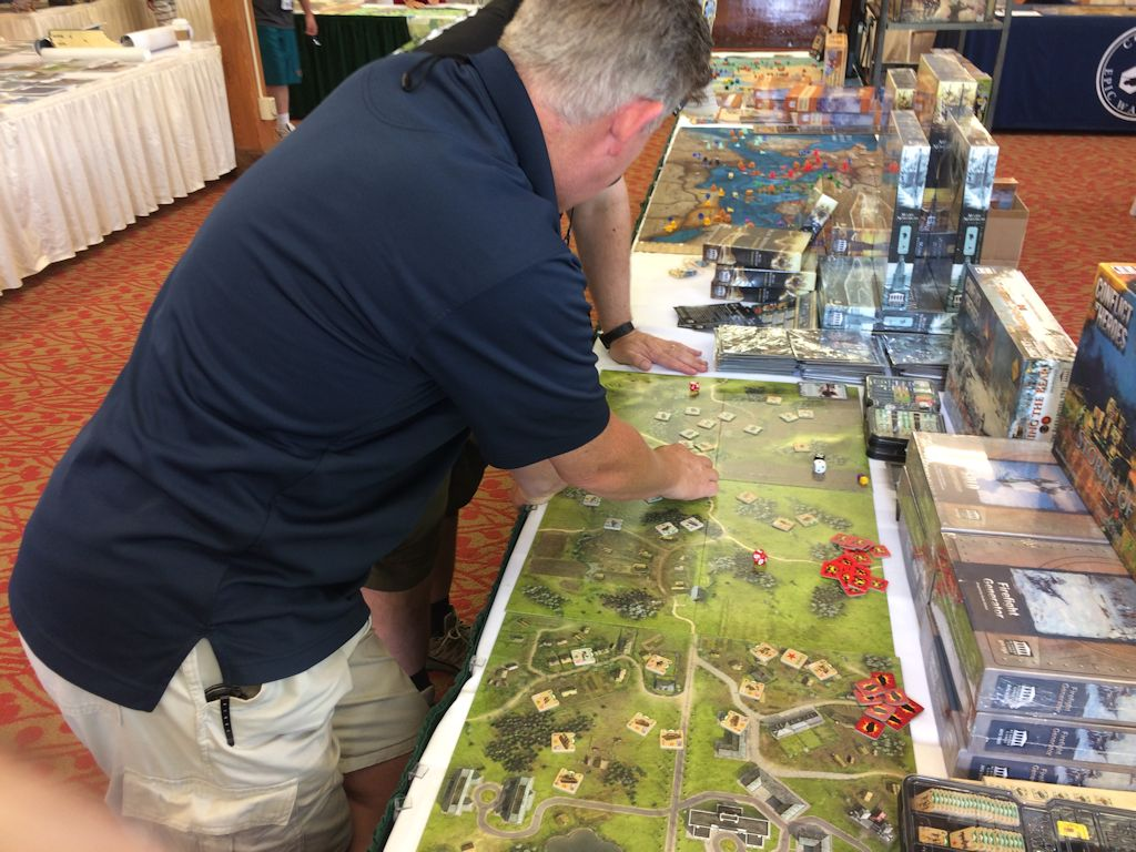 Conflict of Heroes 3rd Edition