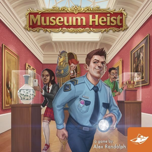 Museum Heist Taken by W. Eric Martin http://creativecommons.org/licenses/by/3.0