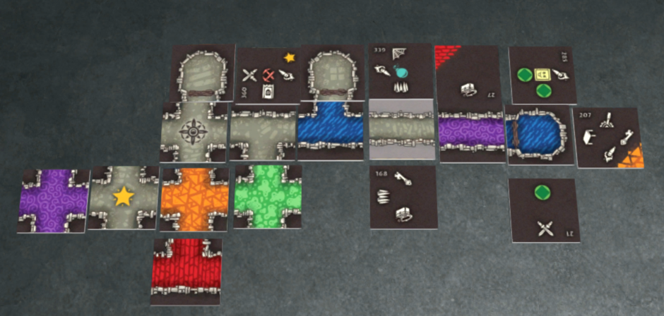 Todas las imágenes de  Tabletopia  y  Tabletop Simulator  son de preproducción y pueden cambiar en el producto final.