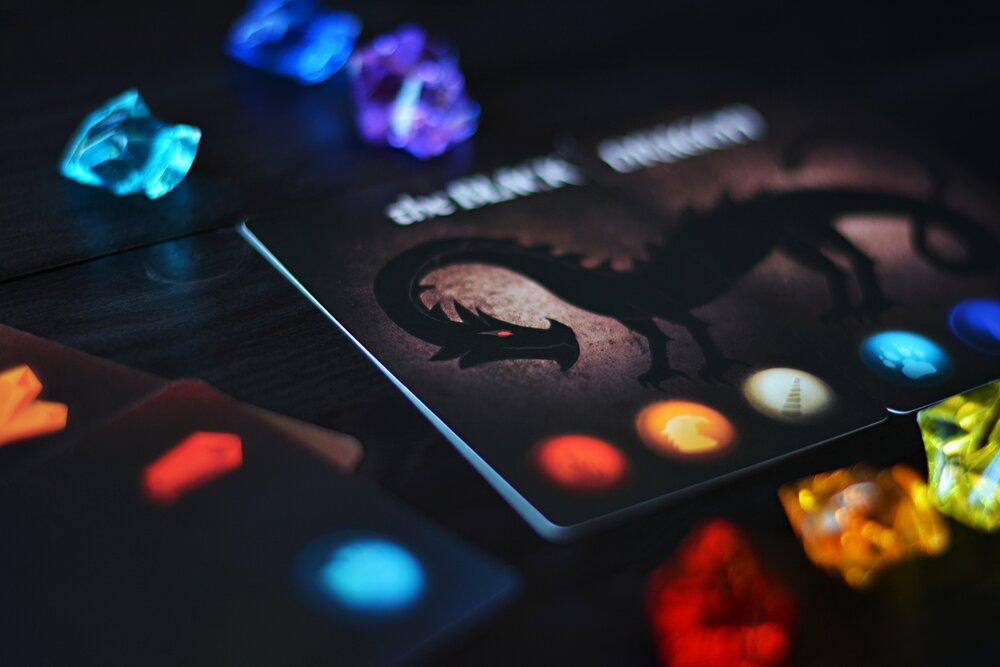 The Black Dragon. Photo: Fredrik Schulz
