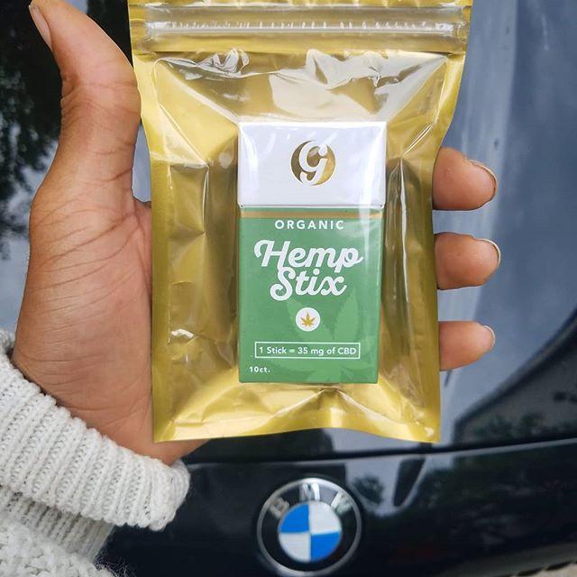 🏆Gold Standard 10c, 35mg Organic Hemp Stix 🏆  @gold_cbd • • •  #goldstandard  #cbd #hemp  #hemplyfestyle #hemprolls  #nchemp #hempstix #gold #cannabis #cannabis