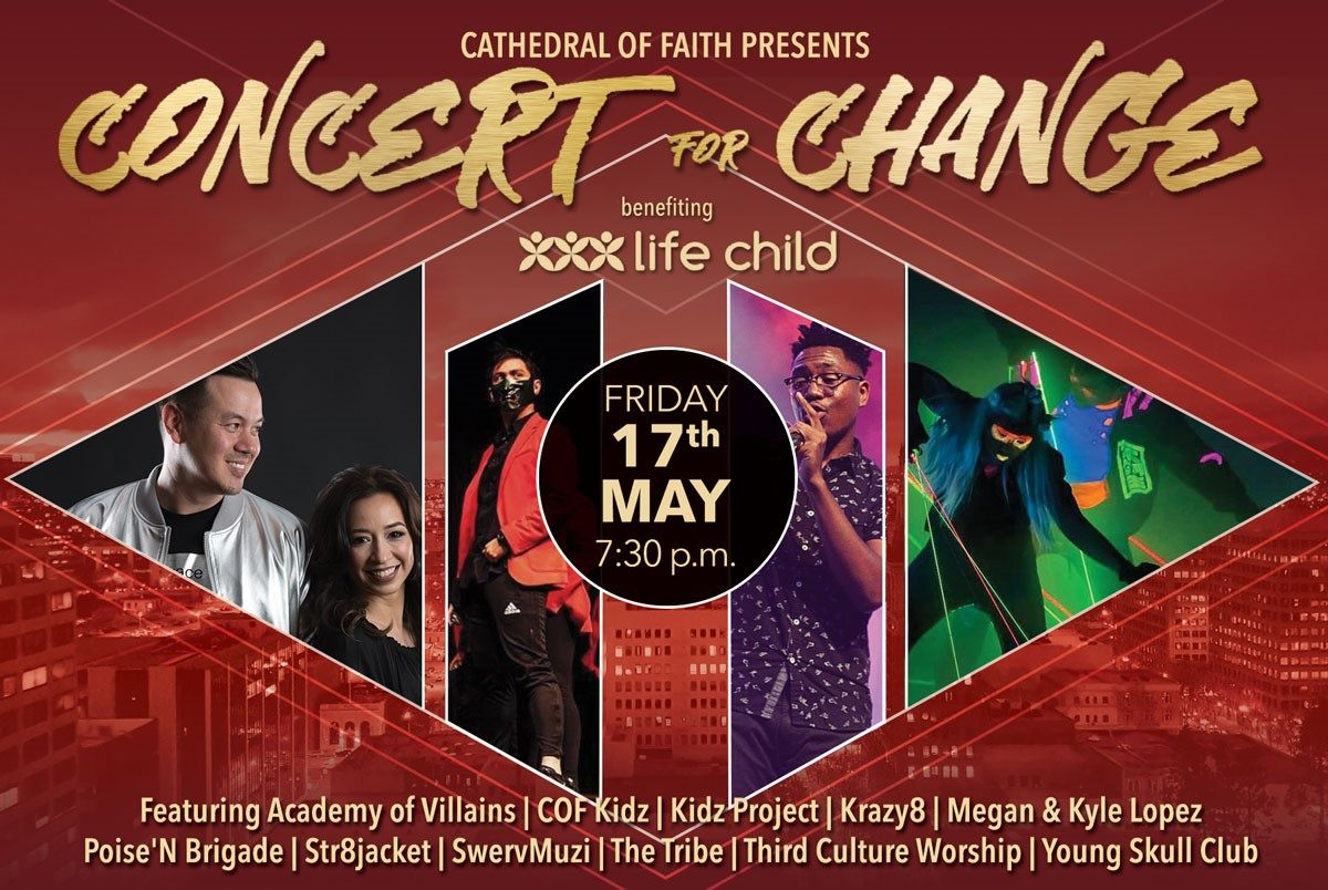 Concert for Change | Str8jacket Dance Company