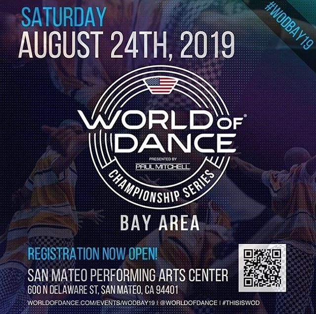Don't miss out! This year WOD Bay Area is being hosted by @str8jacket_ .