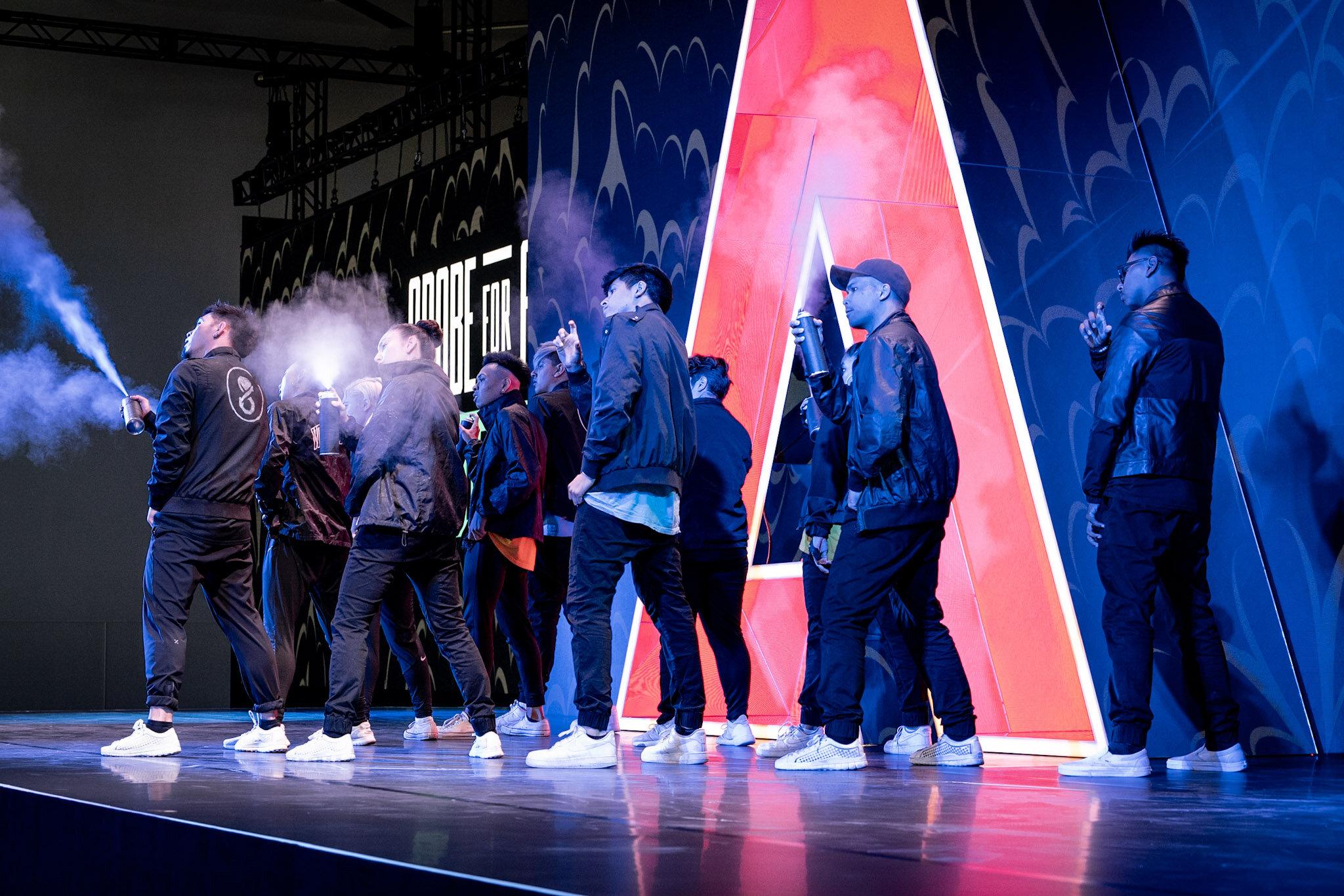 Corporate Event performance (Adobe For All Summit)  Photo credit:   Joe Buchwald @ original_joez